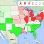 Irs Data Again Shows Taxpayers Leaving Maryland | Marylandreporter Within Tax Friendly States Map