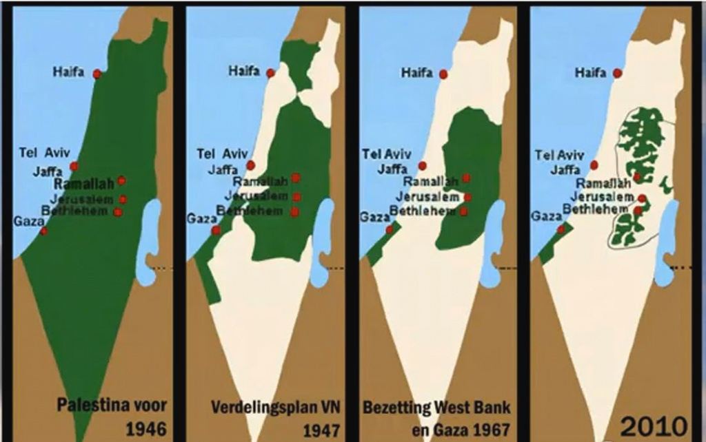 Israel's 'two State Solution': Ethnic Cleansing Of Palestine regarding Palestine Two State Solution Map