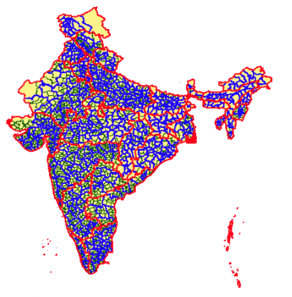 Javascript - How To Show Indian State Borders In Google Maps Api with regard to Google Maps With State Borders
