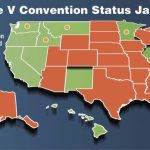 Jbs State Issues With Regard To Convention Of States Map