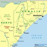 Jubaland In Jeopardy: The Uneasy Path To State Building In Somalia Regarding Jubaland State Map