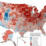 Just How Many Obama 2012 Trump 2016 Voters Were There?   Rasmussen With Regard To Alaska State Senate District Map