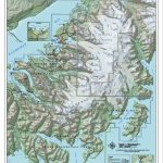 Kachemak Bay State Park Map Throughout State Park Map