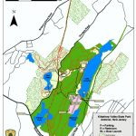Kittatinny Valley State Park Trail Map   Andover Nj • Mappery In Nj State Parks Map