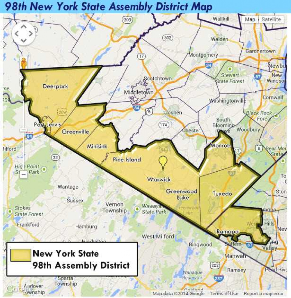 Krystal Serrano | Krystal Serrano For Assembly 98Th District throughout New York State Assembly District Map