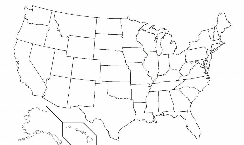 Label Blank Us Map Game Valid Blank Map United States Quiz Best 50 pertaining to A Blank Map Of The United States