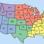 Labeled Map Of The Usa And Travel Information | Download Free Throughout A Labeled Map Of The United States