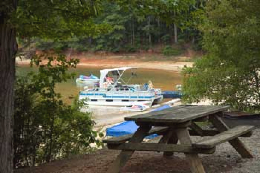 Lake Hartwell State Park & Recreation Area throughout Lake Hartwell State Park Campground Map
