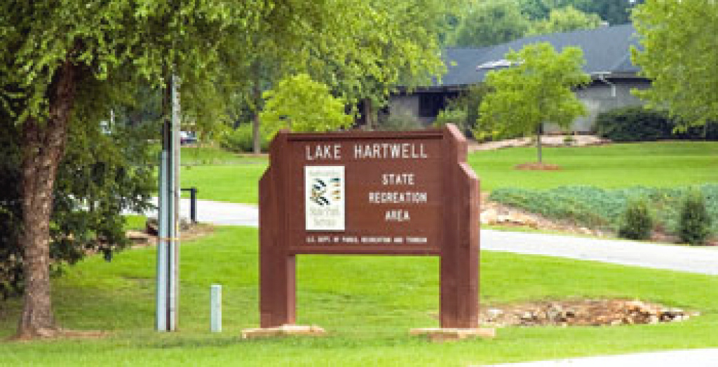 Lake Hartwell State Park & Recreation Area with regard to Lake Hartwell State Park Campground Map