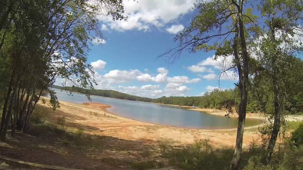 Lake Hartwell State Park Sites 30 To 59 - Youtube with regard to Lake Hartwell State Park Campground Map