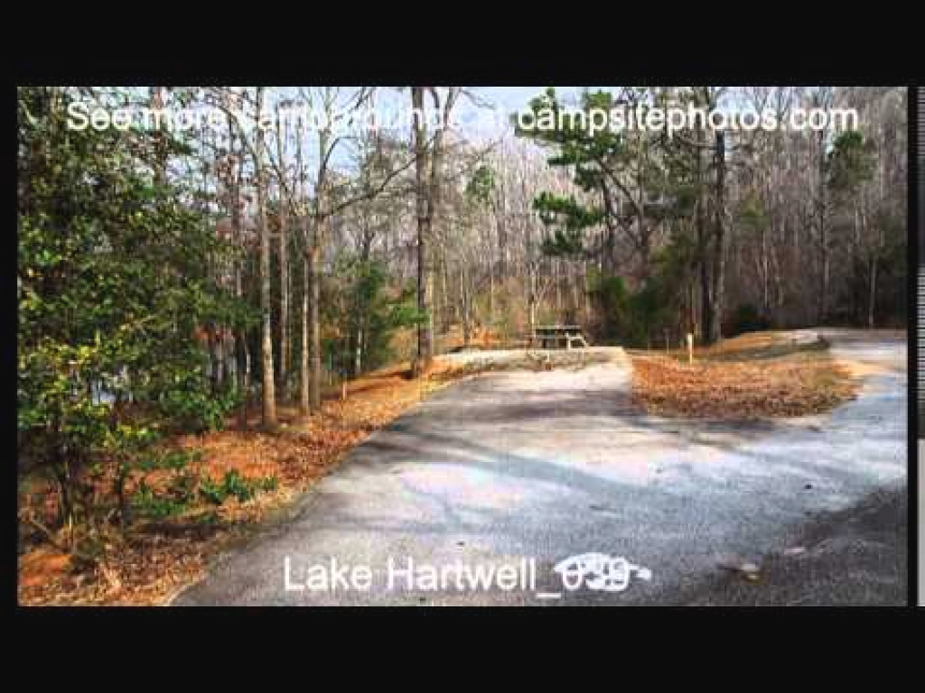 Lake Hartwell State Park, South Carolina - Youtube intended for Lake Hartwell State Park Campground Map