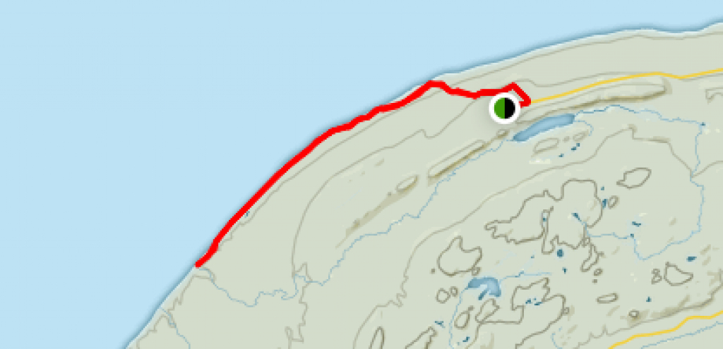 Lake Superior Trail - Michigan | Alltrails with regard to Map Of Porcupine Mountains State Park