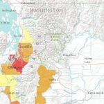 Landslide Danger 'extreme' In Local Areas, State Officials Warn Throughout Washington State Landslide Map