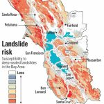 Landslide Prediction A Risky Venture: Who Will Move First, The Regarding Washington State Mudslide Map