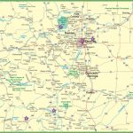 Large Detailed Map Of Colorado With Cities And Roads Pertaining To Colorado State Driving Map