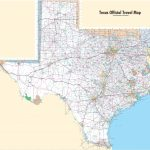 Large Detailed Map Of Texas With Cities And Towns With Texas Map State Cities