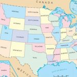 Large Map Of United States |  Detailed Street Map And Satellite In A Big Picture Of The United States Map
