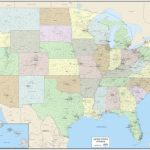 Large United States Wall Map, Maps For Business, Usa Maps Within A Big Picture Of The United States Map
