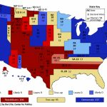 Larry J. Sabato's Crystal Ball » Mapping The United States In State Political Map