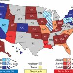 Larry J. Sabato's Crystal Ball » Our Final 2016 Picks Regarding State Legislature Map 2016