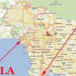La's Confusing Borders: Now In Google Maps   Curbed La Inside Google Maps State Borders