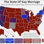 Legal Status Of Same Sex Marriage,state   Sociological Images Intended For Map Of States Legalized Gay Marriage