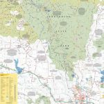 Lerderderg And Werribee Gorges Map Meridian   Maps   Books   Travel With Regard To Free Wombat State Forest Map