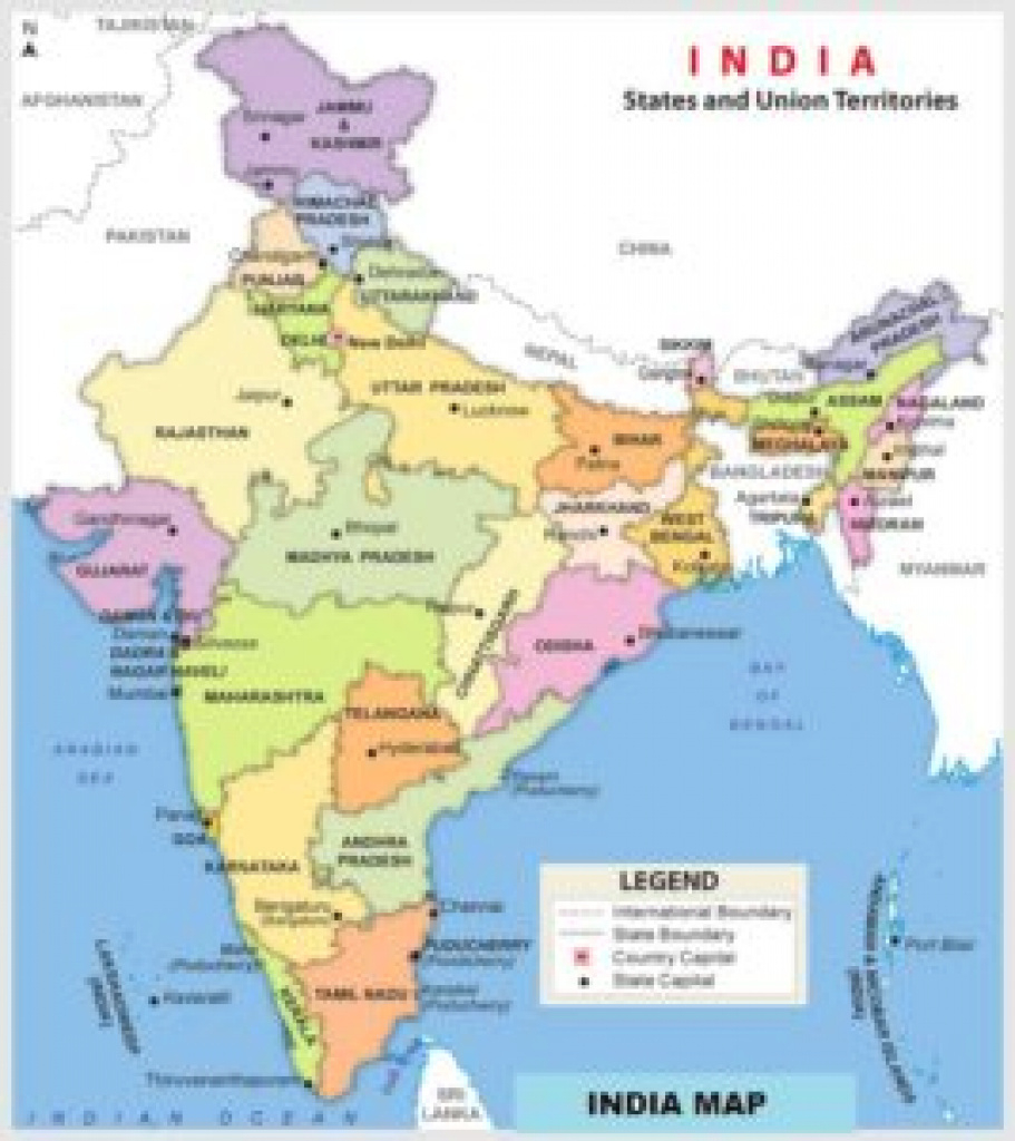 Linguistic Reorganisation Of States - 2Thepoint for Kosal State Map