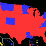 List Of Current United States Governors   Wikipedia Regarding Red States Map 2015