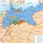 List Of Historic States Of Germany   Wikipedia Inside German States Map 1850