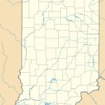 List Of Indiana State Parks   Wikipedia With Regard To Indiana State Park Lodges Map
