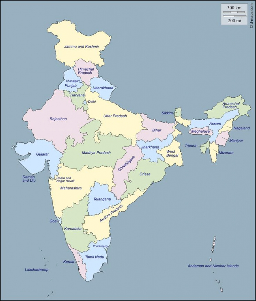 List Of India's 29 States Uts | My Data Bank-The World. | Pinterest regarding Map Of India With States And Cities Pdf