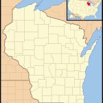 List Of Wisconsin State Parks   Wikipedia With Regard To Wisconsin State Campgrounds Map