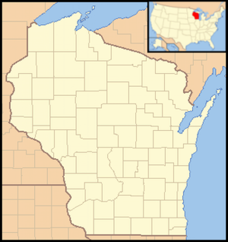 List Of Wisconsin State Parks - Wikipedia with regard to Wisconsin State Campgrounds Map