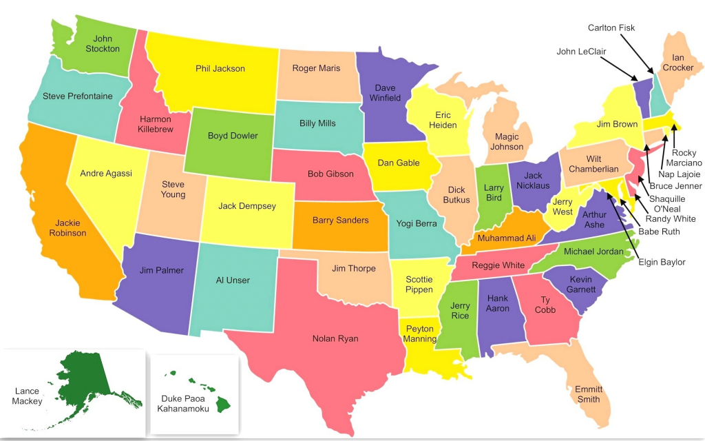 Lizard Point Us State Map Quiz Test Your Geography Knowledge Usa within Name The States Map Test
