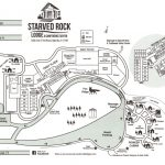 Lodge Grounds Map   Starved Rock Lodge & Conference Centerstarved Regarding Starved Rock State Park Trail Map