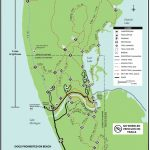 Ludington State Parkmaps & Area Guide   Shoreline Visitors Guide Pertaining To Michigan State Park Campgrounds Map