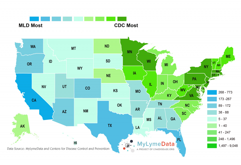 Lymepolicywonk: Why Doesn't The Cdc Count Lyme Cases In The South with Lyme Disease New York State Map