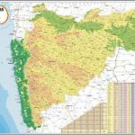 Maharashtra Physical Map   Maharashtra Physical Map Exporter Inside Physical Map Of Maharashtra State