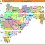 Maharashtra Tourism Map For Travelers   Maharashtra Travel Information In Physical Map Of Maharashtra State