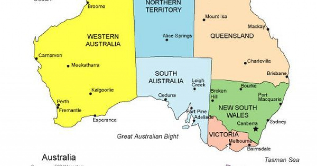 Major Cities In Australia Map – Adamhunter intended for Map Of Australia With States And Major Cities
