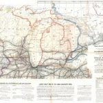 Map Antique Lloyd's Telegraph Railroad Express Map Of The Whole Throughout Map Of The Whole United States