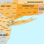 Map Ny Tri State Large Map Of Map Of The Tri State Area   Kolovrat For Tri State Area Map
