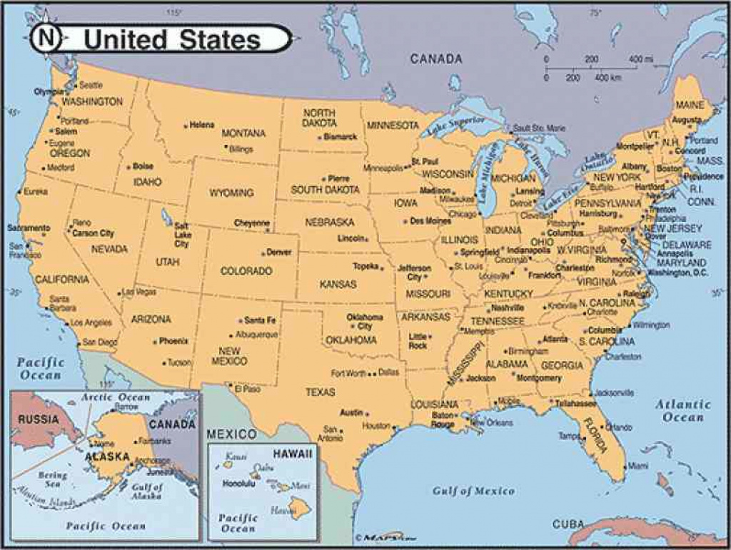 Map Of All The United States And Travel Information | Download Free pertaining to Map Of 50 States And Major Cities