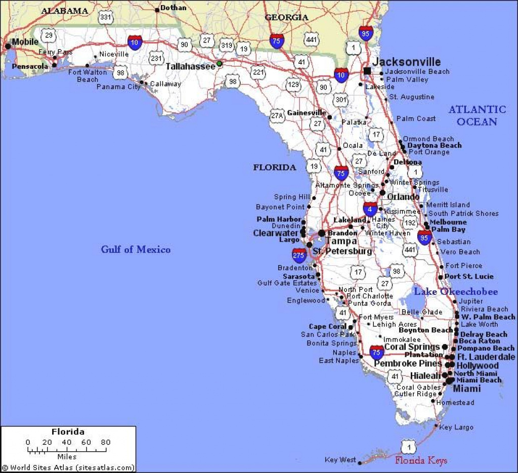 Map Of Florida State Parks | Haruka Blog: Map Of Florida State throughout Florida State Parks Map