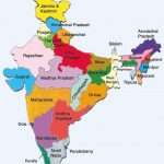Map Of India – Google Search | India In 2018 | Pinterest | India within Google Map Of India With States