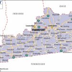 Map Of Ky With Cities And Travel Information | Download Free Map Of Within Kentucky State Map With Cities And Counties