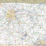 Map Of Middle Tennessee Within State Map Of Tennessee Showing Cities