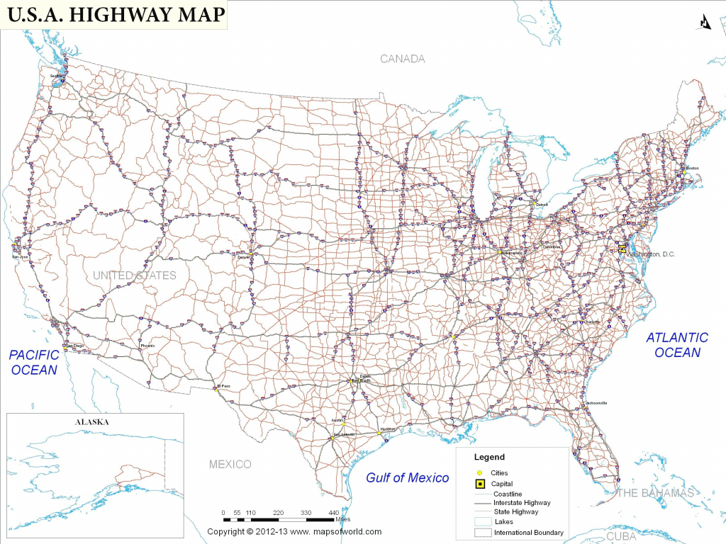 Map Of Midwest States With Cities Best Of Us Map Cities Interstate inside Map Of Midwest States With Cities