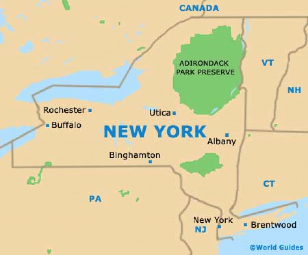 Map Of New York Laguardia Airport (Lga): Orientation And Maps For in New York State Airports Map